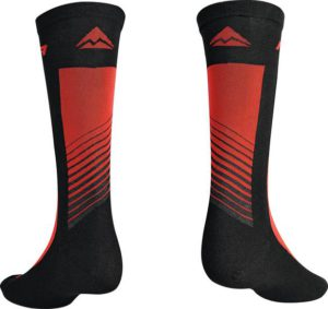 Велоноски Merida Socks Long Black, Red