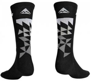 Велоноски Merida Socks Long Black, Grey