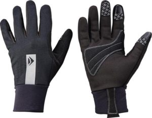 Перчатки Merida Glove Wind Black Grey