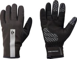 Перчатки Merida Glove Winter Black Grey