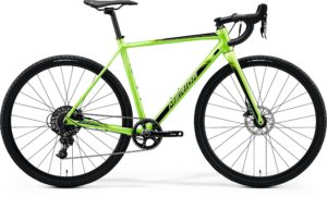 "Велосипед 28"" Merida MISSION CX 600 XL Light Green (Black) 2020 - XL"