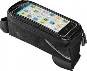 Сумка Merida Top-Tube Bag Smartphone Touchscreen Large Black