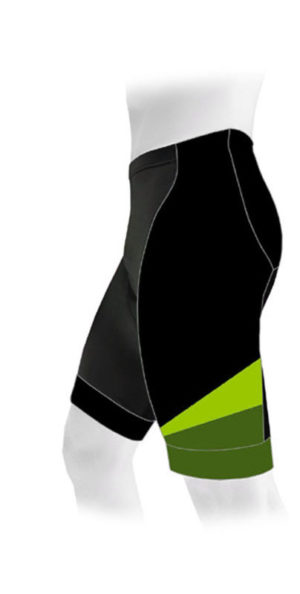 Велошорты Merida Bib Short Spider Man CX Green