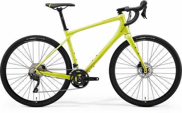 Велосипед 28″ Merida SILEX 400 Light lime 2021