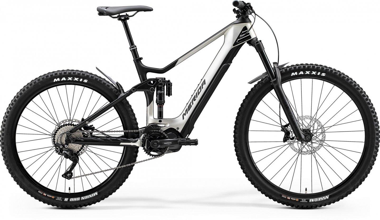 Велосипед Merida eONE SIXTY 5000