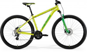Велосипед 29″ Merida Big.nine 15 Silk Lime (Green) 2021