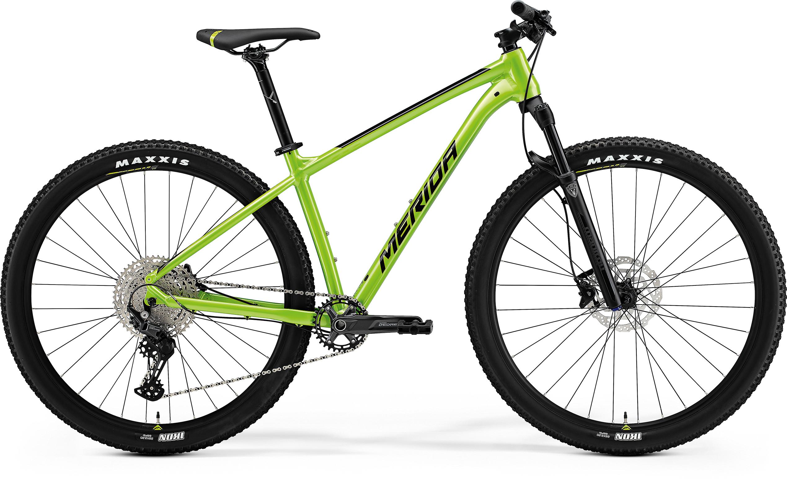Велосипед Merida Big Nine 400