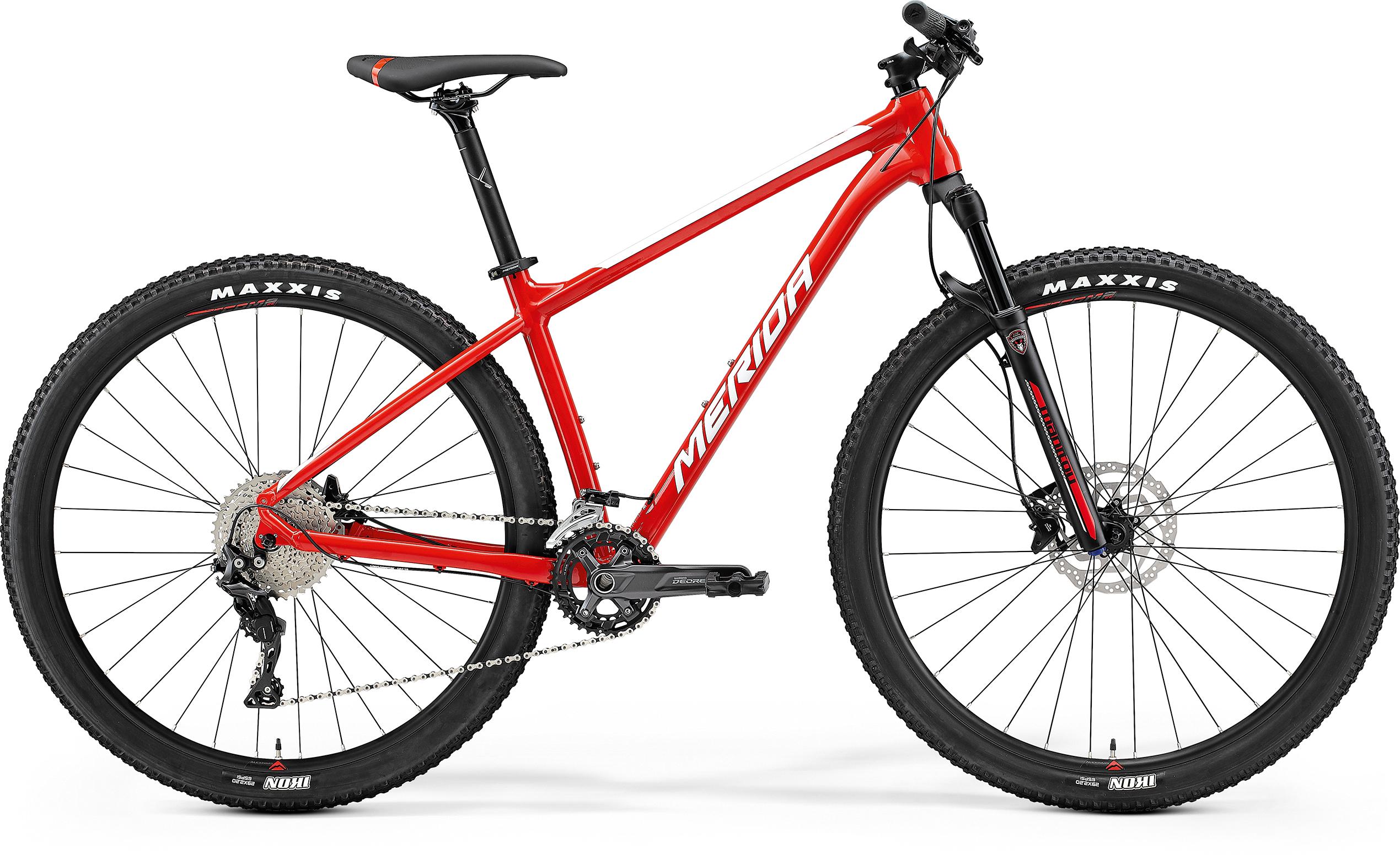 Велосипед Merida Big Nine 500