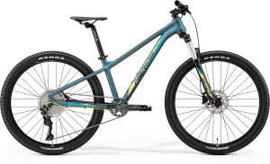 Велосипед 26″ Merida Matts J Champion Matt Teal (Teal/Lime) 2021