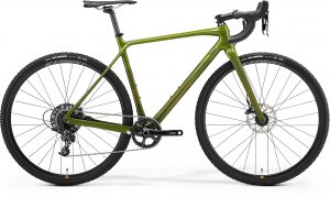 Велосипед 28″ Merida Mission CX 5000 Matt Moss Green/Olive 2021