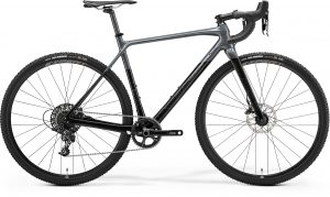 Велосипед 28″ Merida Mission CX 5000 Grey/Black 2021