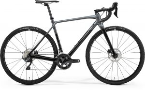 Велосипед 28″ Merida Mission CX 7000 Grey/Black 2021