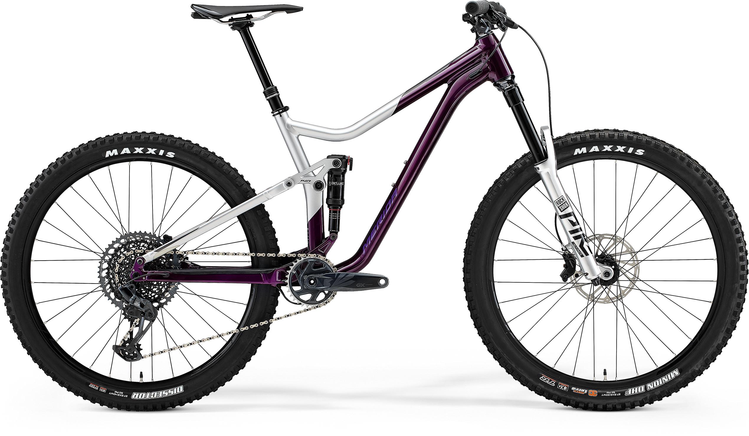 Велосипед Merida One-Forty 800