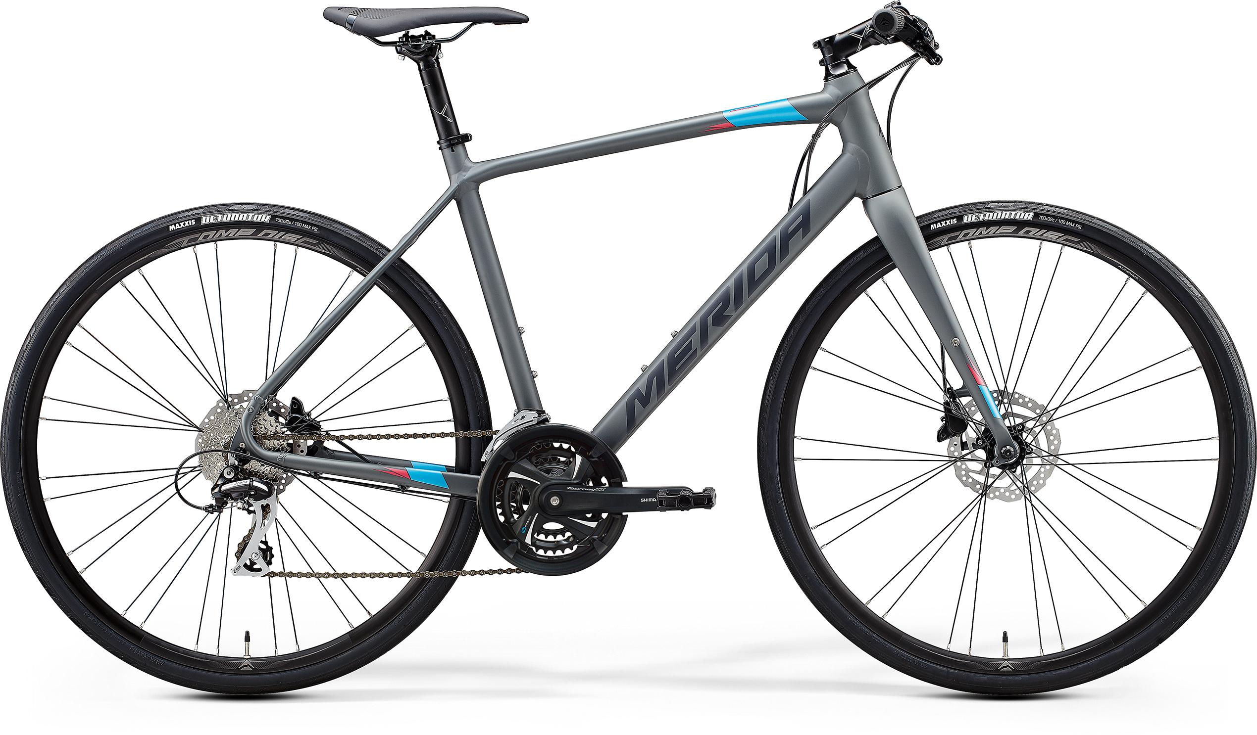 Велосипед Merida Speeder 100